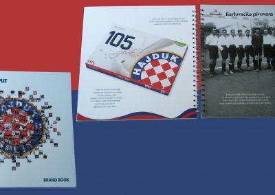 Hajduk - brand book